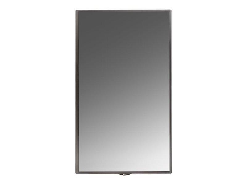 49in Led Large Format Display 1920 X 1080 Black 18/7 350cd/m2