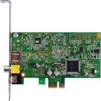 Hauppauge Impact VCB PCI PAL Capture Card Overlay Low Profile Retail Box