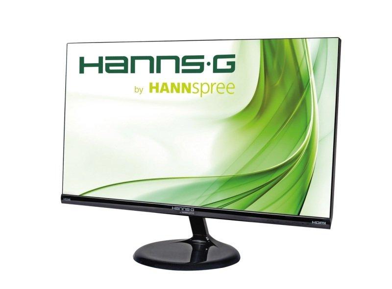 """HannsG HS246HFBE 23.6"""" Full HD Monitor"""