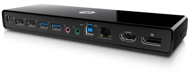 HP 3005pr USB3 Port Replicator