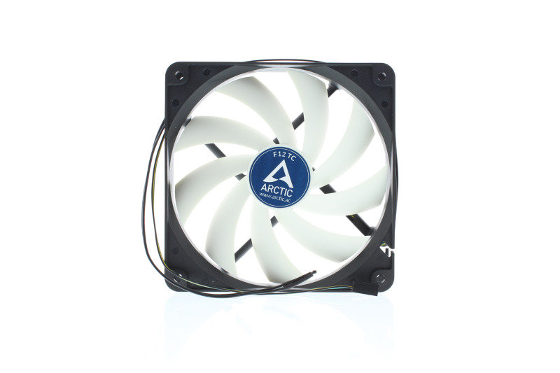 Image of Arctic Cooling F12 TC 120mm Case Fan