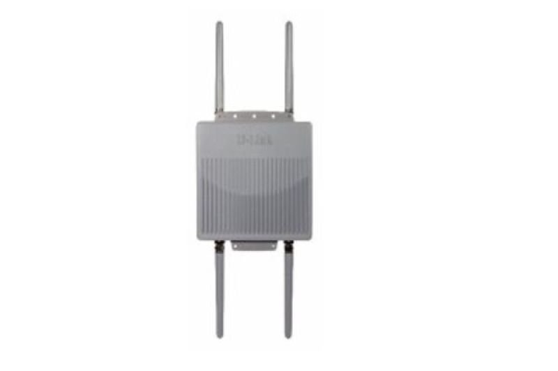 Image of D-Link Wireless N Dualband Outdoor PoE Access Point