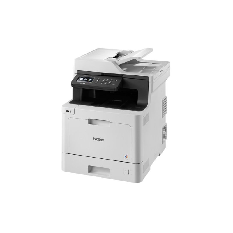 Brother DCP-L8410CDW Wireless MF Colour Laser Printer