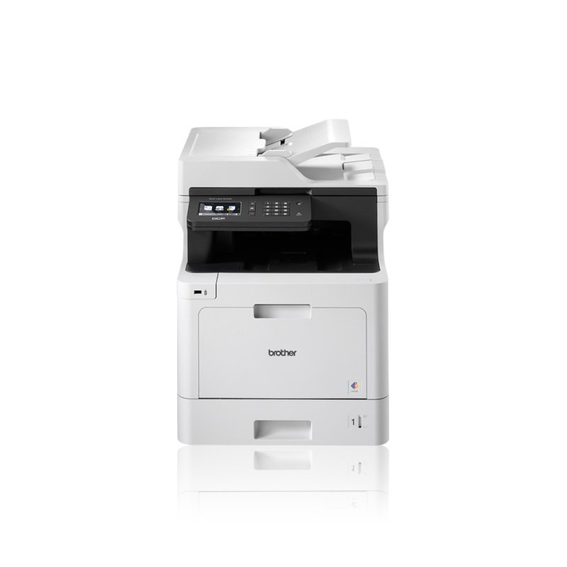 Brother DCP-L8410CDW Wireless Colour Laser Printer