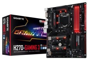 EXDISPLAY Gigabyte Intel GA-H270-Gaming 3 LGA 1151 ATX Motherboard