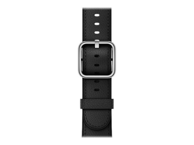 Image of 38mm Black Classic Buckle
