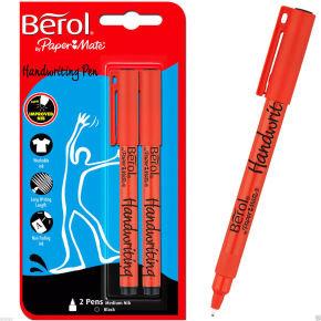 Berol Handwriting Black Pen - 24 Pack