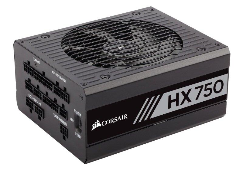 Corsair HX750 - 750 Watt Fully Modular PSU