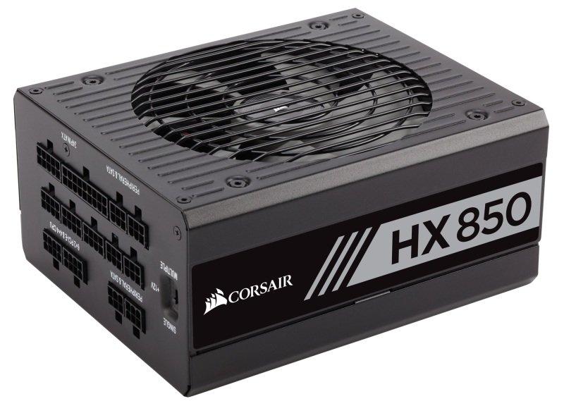 Corsair HX850 - 850 Watt  Fully Modular PSU