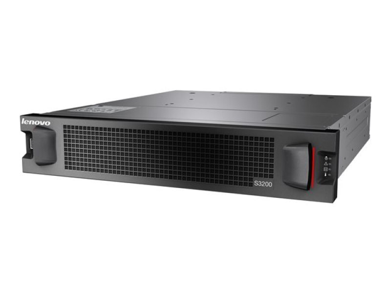 Lenovo Storage S3200 6411 Hard drive array