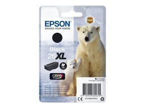Ink/26XL Polar Bear 12.2ml BK