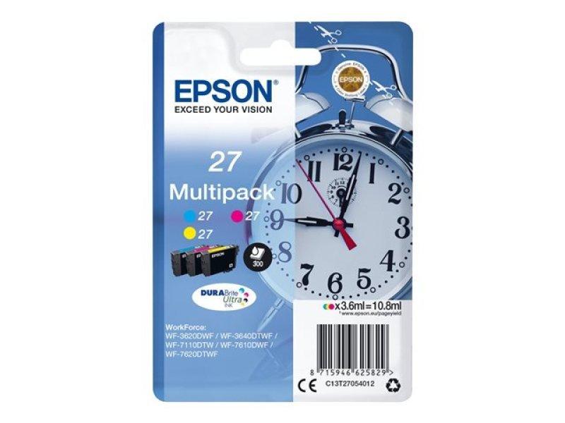 Ink/27 Alarm Clock 3.6ml CMY