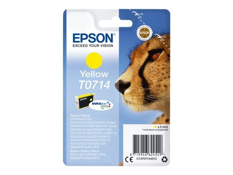 Ink/T0714 Cheetah 5.5ml YL