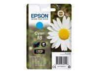 Epson 18 Daisy Inkjet Cartridge - Cyan