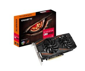Gigabyte AMD Radeon RX 580 4GB GAMING Graphics Card...