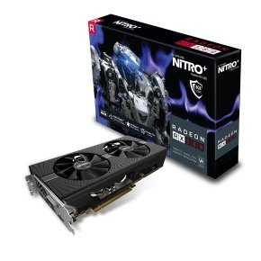 Sapphire AMD Radeon RX 580 8GB NITRO+ Graphics Card