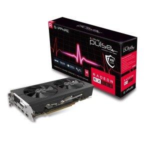 Sapphire AMD Radeon RX 580 4GB PULSE Graphics Card