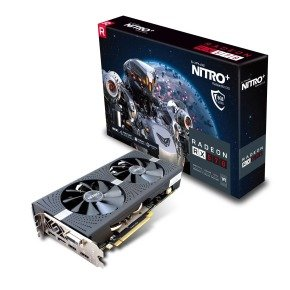 Sapphire AMD Radeon RX 570 8GB NITRO+ Graphics Card