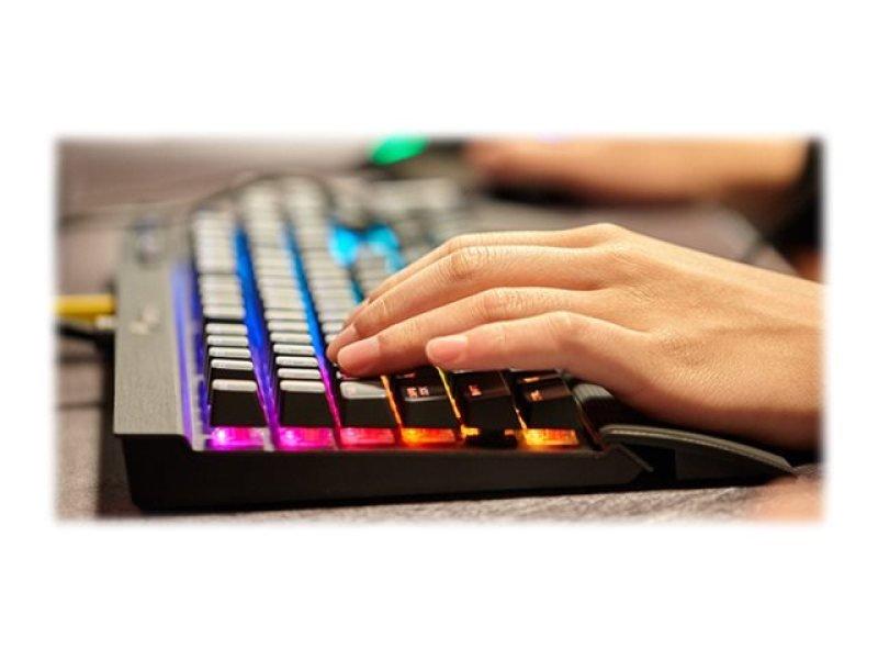 Corsair K70 Lux RGB Mechanical Gaming Keyboard - Cherry Mx RGB Brown