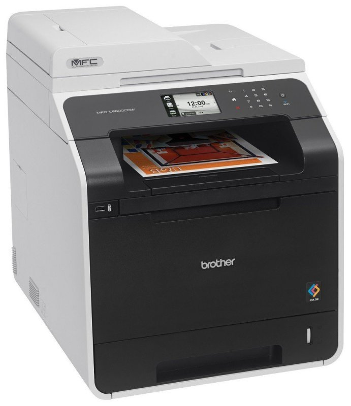 EXDISPLAY Brother Mfc-l8850cdw Color Laser All-in-one Printer
