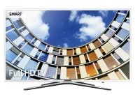 "Samsung M5510 49"" Smart Full HD White TV"