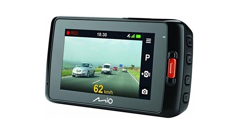 MIO MiVue 618 Super HD Dash Cam