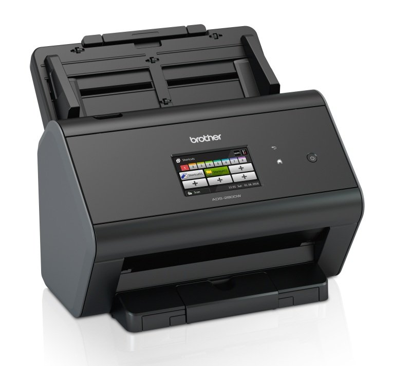 EXDISPLAY Brother ADS-2800W Wireless Scanner
