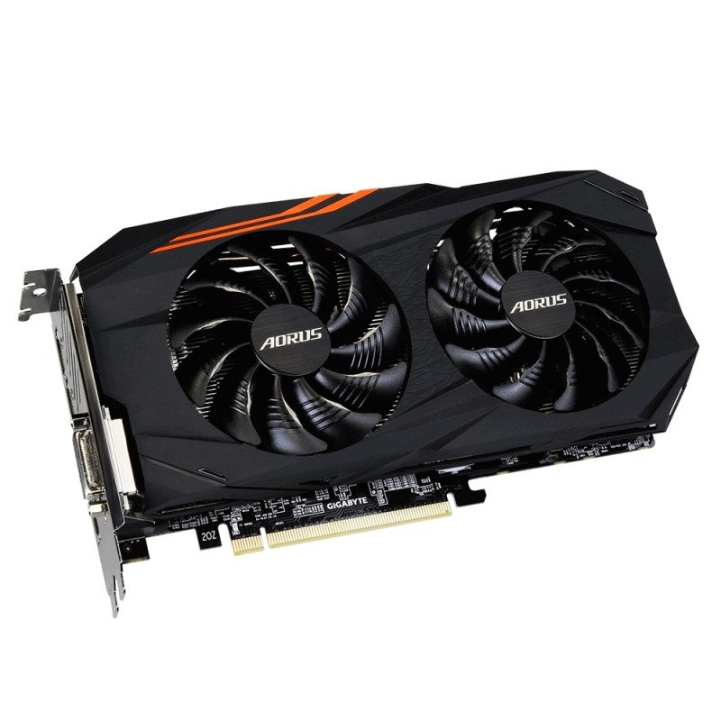 Gigabyte AMD Radeon RX 580 AORUS 8GB Graphics Card