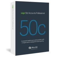 Sage 50 Accounts Professional 12 Month Subscription - Electronic Software Download