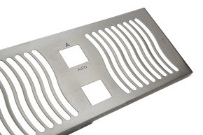 Darsley 900 Stainless Steel Grille