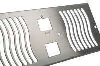 Darsley 500 Stainless Steel Grille