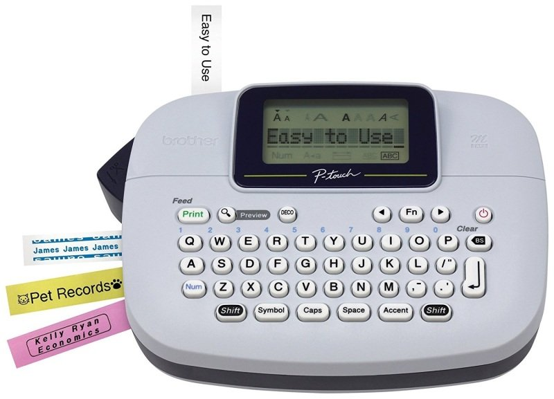 Brother PT-M95 Handheld Label Printer