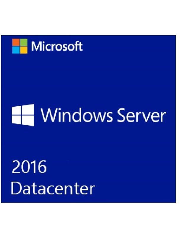 Windows Server 2016 R2 - Datacenter Edition (Lenovo ROK)