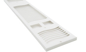 Darsley 1.9E White Grille