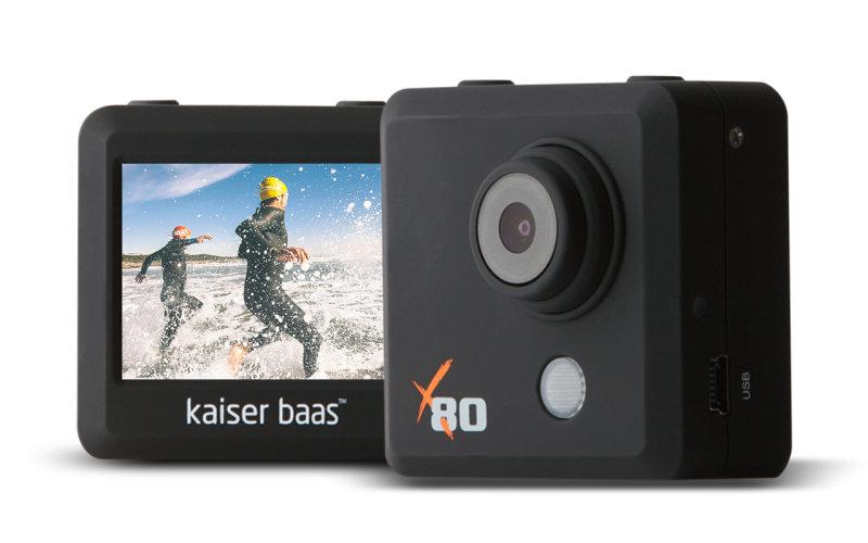 Kaiser Baas X80 Action Camcorder