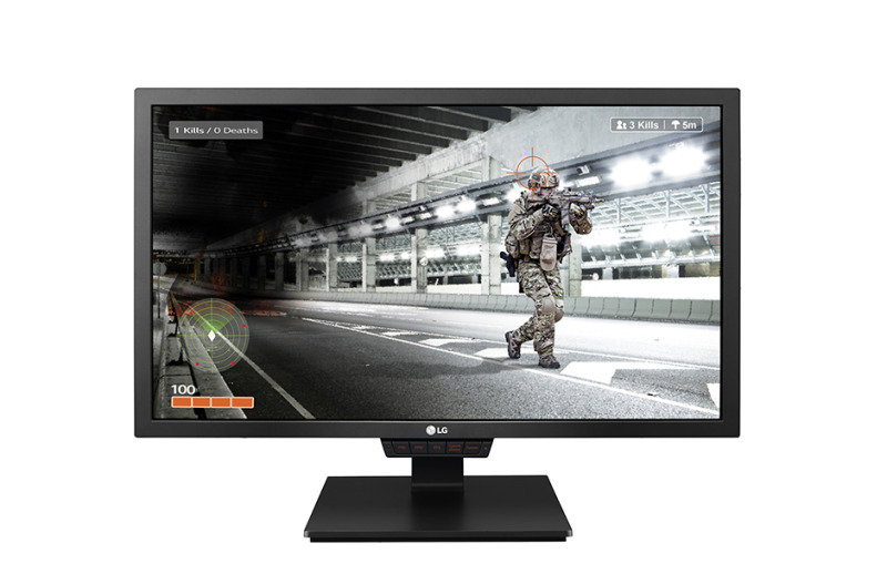 """LG 24GM79G 24"""" 144hz Full HD Gaming Monitor"""