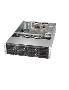 Supermicro SuperChassis 836BE1C-R1K03B 3U Rackmount