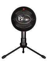 Blue 101211 Microphones Snowball Black iCE