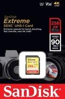 Sandisk 256gb Extreme Sdxc Uhs-1