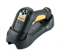 Zebra LS3578-ER Handheld Cordless Barcode Scanner Serial Cable and Cradle Kit