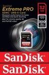 Sandisk 32gb Extreme Pro Sdhc Uhs-ii