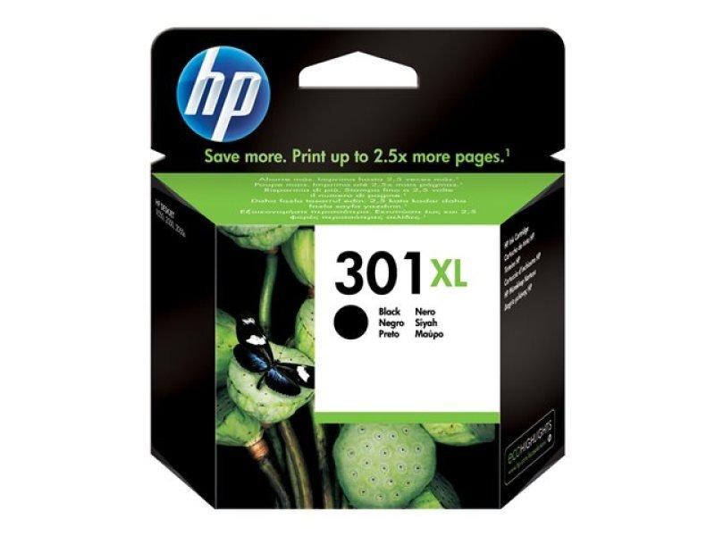 HP 301XL Ink Cartridge - Black