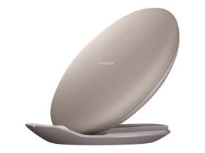 Samsung Galaxy Wireless Fast Charger - Brown/Grey