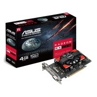 Asus AMD Radeon RX 550 4GB Graphics Card