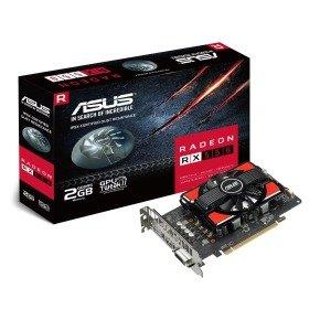Asus AMD Radeon RX 550 2GB Graphics Card