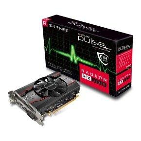 Sapphire AMD Radeon RX 550 2GB PULSE Graphics Card