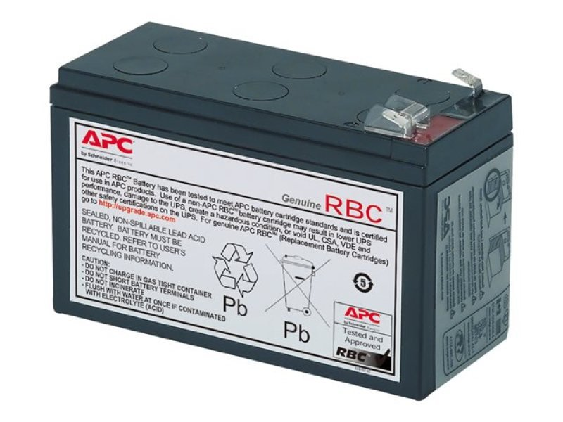 APC RBC17 Replacement Battery Cartridge