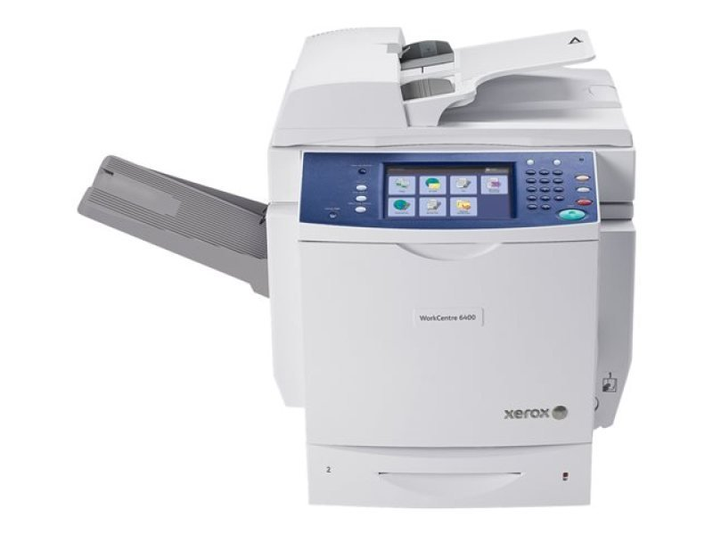 Xerox WorkCentre 6400S Network Multifunction Colour Laser Printer