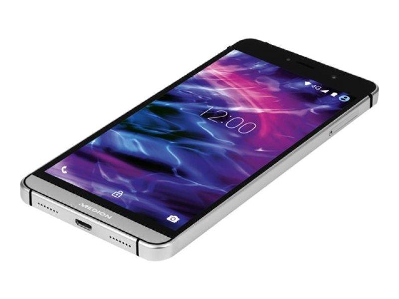 Medion Life X5004 16GB Phone - Black