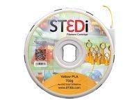 STEDI YEL PLA FILAMENT 750G ST-6004-00